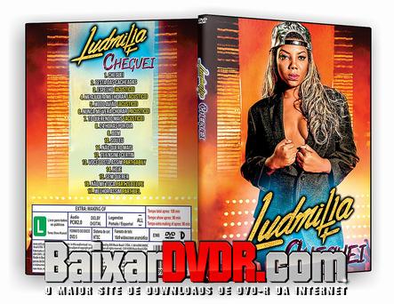 Ludmilla Cheguei (2017) DVD-R