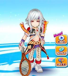 白 猫 テニス ランキング