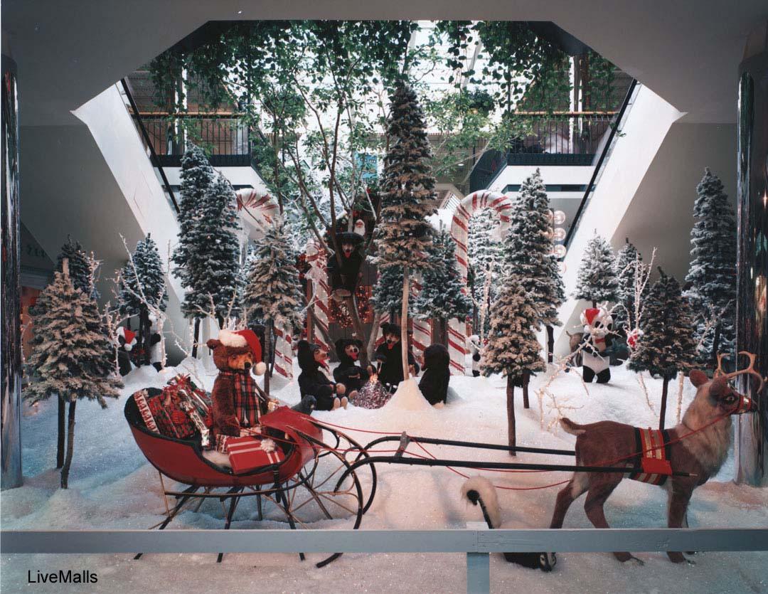 LiveMalls: Christmas at Valley View Mall