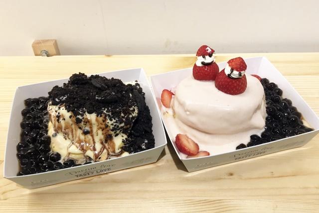 王子神谷日式厚鬆餅おうじかみや-士林店