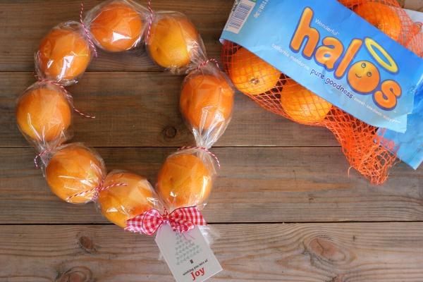 Clementine Wreath