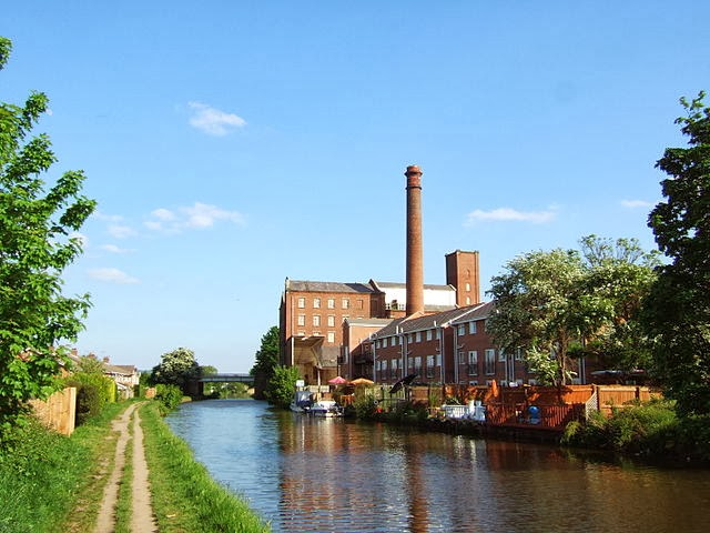 Il Canale tra Liverpool e Leeds