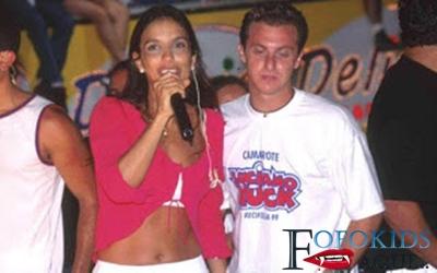 ex casal Ivete Sangalo e Luciano Huck