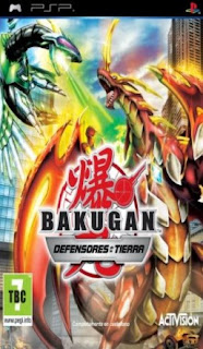 Download Game PPSSPP Bakugan Battle Brawlers Iso Ukuran Kecil
