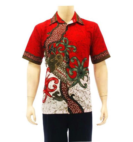 Gambar Batik Lengan Panjang Pria: Desain Kemeja Batik Lengan Pendek Dan Panjang Untuk Pria