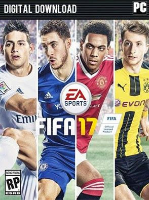 FIFA 2017 Free Download For PC