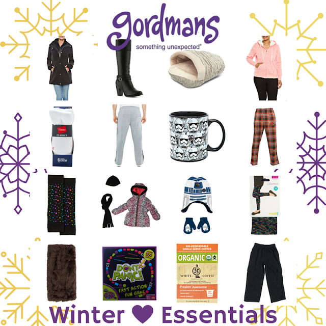 Gordmans has Affordable Winter Essentials You'll Love