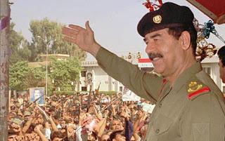 *Saddam Hussein lambang Sunni di Irak*
