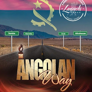 The Angolan Way - Back To Present Vol.1