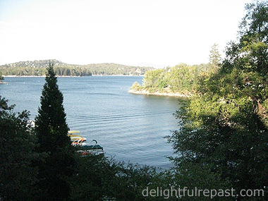 Travel Review - Lake Arrowhead / www.delightfulrepast.com
