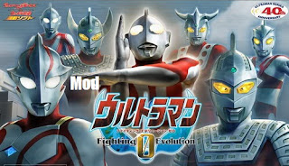 Download Ultraman - Fighting Evolution 0 Japan Game PSP for Android - www.pollogames.com