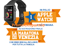Logo Con Salvelox vinci 22 Apple Watch