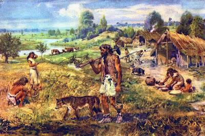 الشرق الأدنى في العصر الحجري الوسيط