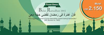 umroh bulan ramadhan 2015