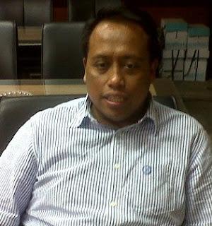 Agus Maimun,SE,M.H.P wakil ketua Pansus LKPJ Gubernur Soekarwo