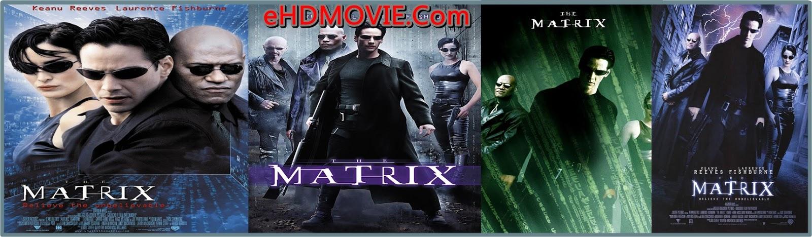 The Matrix 1999 Full Movie Dual Audio [Hindi – English] 720p - 480p ORG BRRip 450MB - 1.2GB ESubs Free Download