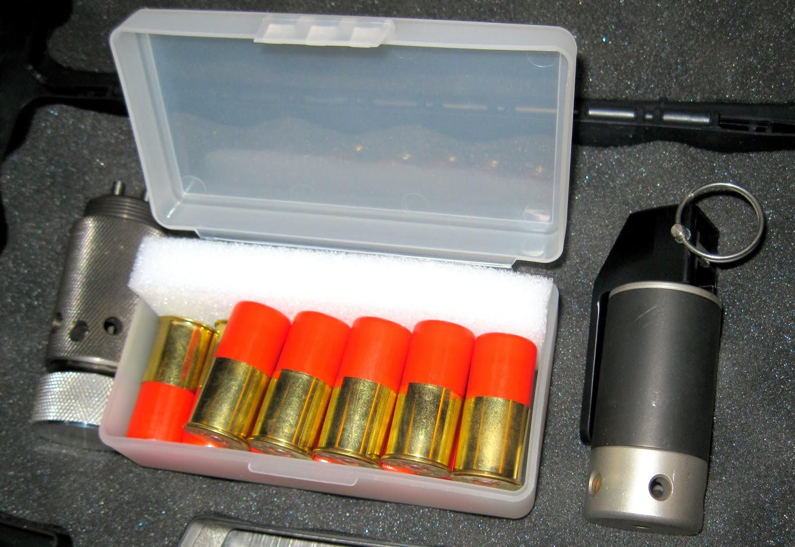Grenade Simulator (PWM)