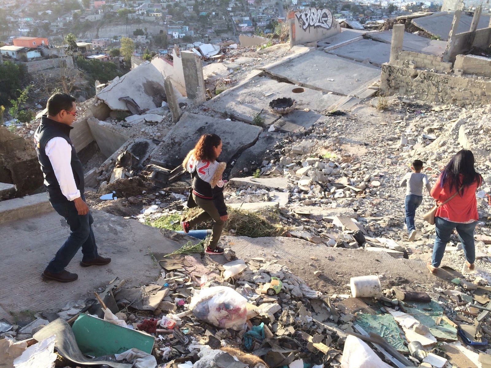 Tijuana Noticias Ofrece Su H 201 Ctor Cruz Apoyo Y