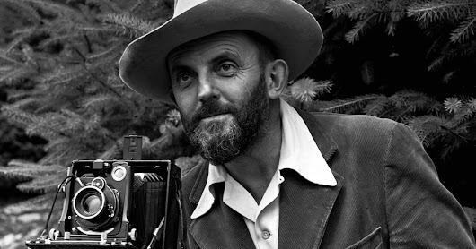 "Ansel Adams ""The Great American Photographer"""