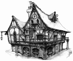 Eye Ray of the Beholder: Weird Tavern Ideas for your Fantasy Game