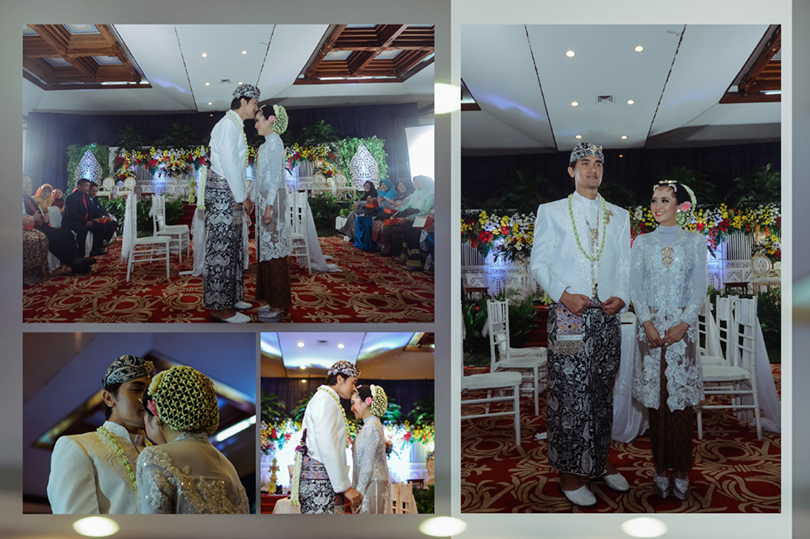 foto wedding solo