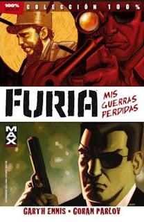 Marvel, Furia - Mis guerras perdidas de Ennis y Parlov