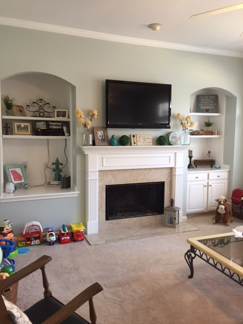 Married Filing Jointly (MFJ): New Interior Paint Refresh
