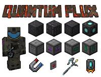 QuantumFlux Mod para Minecraft 1.7.10/1.8.9
