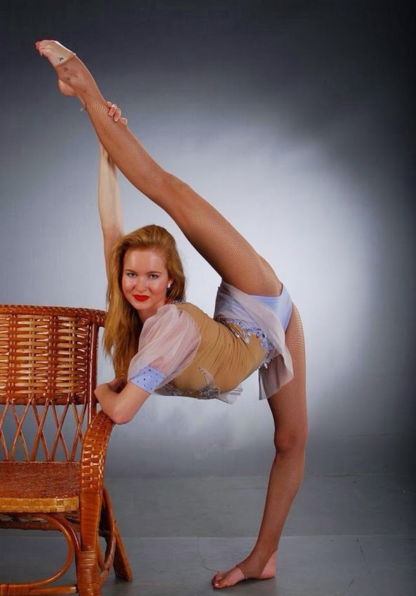 Flexible Girl Video