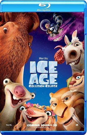 Ice Age Collision Course 2016 BRRip BluRay 720p 1080p