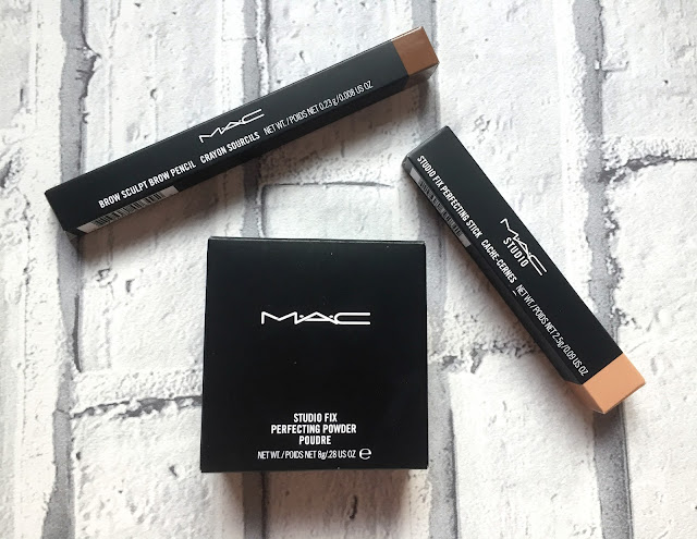 Trying Out New MAC Products