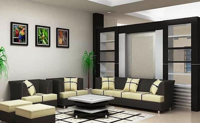 Dekorasi cat rumah minimalis