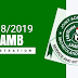 JAMB to start releasing 2018 UTME results on Monday