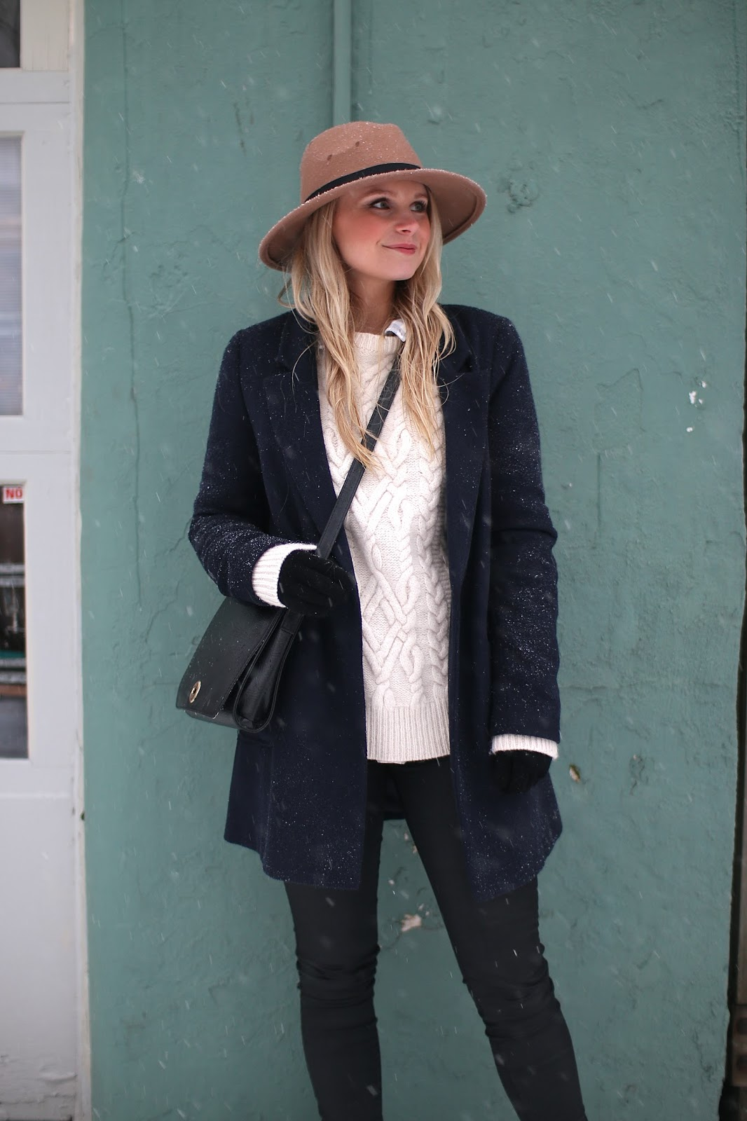 fashion blogger andrea clare