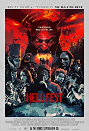 Watch Hell Fest Online Free 2018 Putlocker