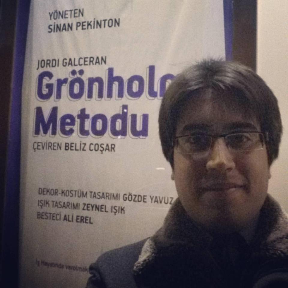 Gronholm Metodu: Modern drama