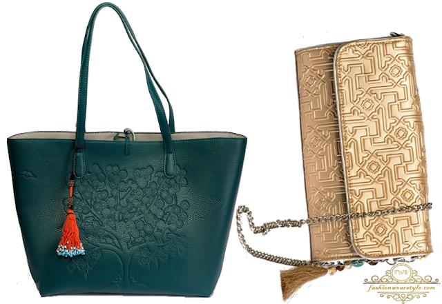 Khaadi Beautiful Handbags www.fashionwearstyle.com