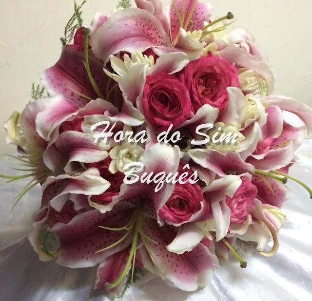 Buquê de Noiva Romântico (717)