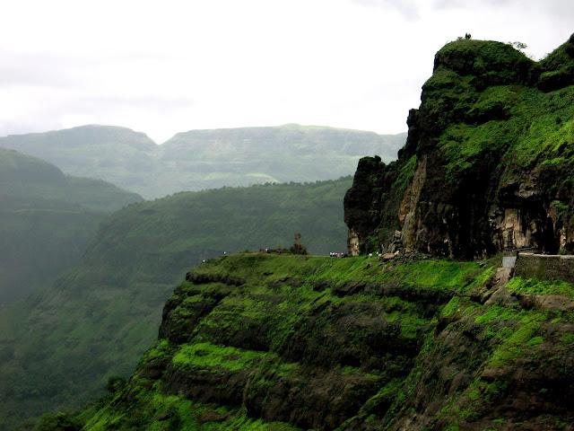 Malshej Ghat Maharashtra