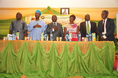 Engr Abu Salami delivers 2015 Lagos Engineering Lecture, as NIMechE inducts new members