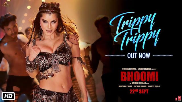 Bhoomi movie Songs | Trippy Trippy Song | Sunny Leone new song | Neha Kakkar, Benny Dayal, Brijesh Shandilya & Badshah | YouthMaza