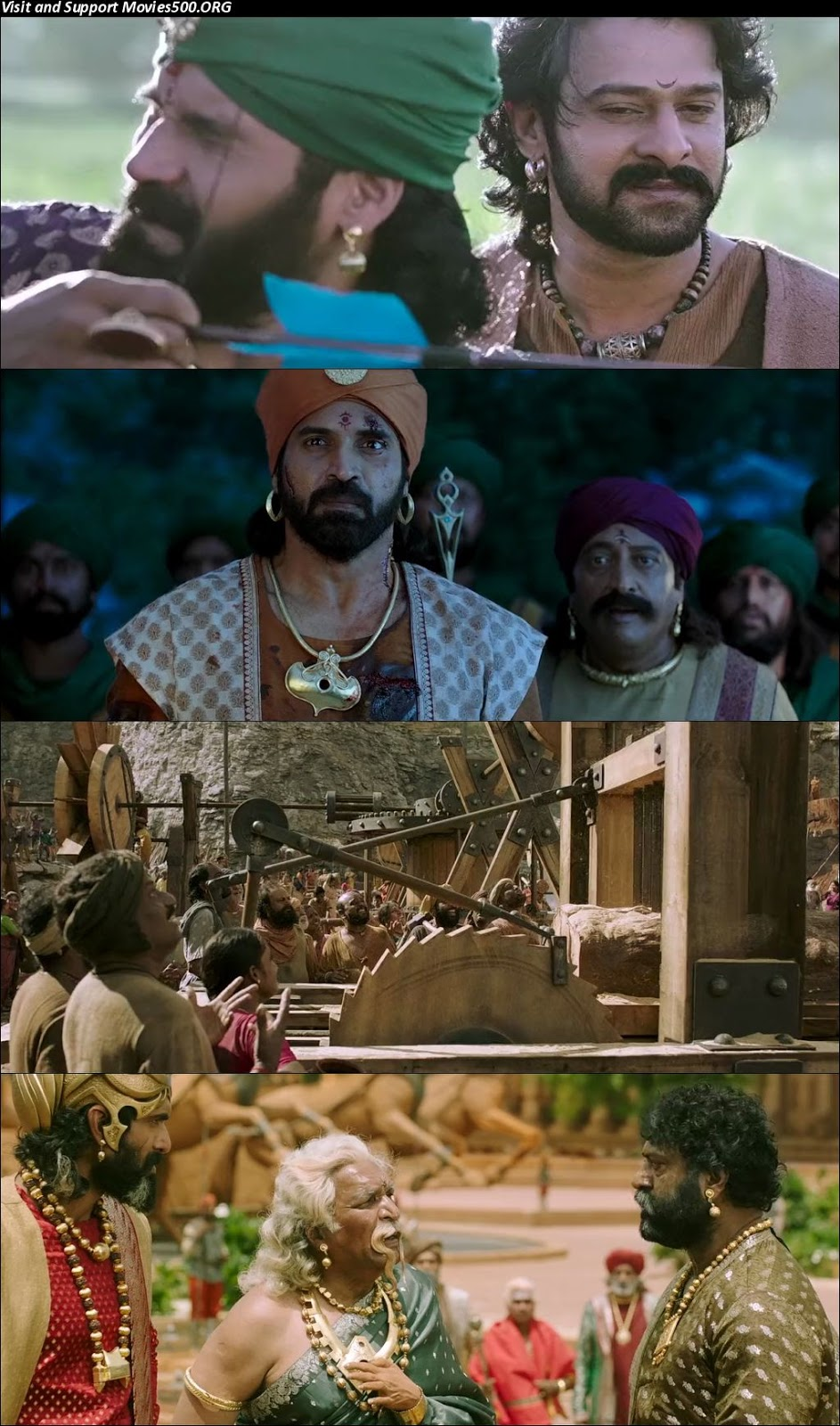 Baahubali 2 The Conclusion 2017 in Hindi HD Download 1GB 720P at movies500.site
