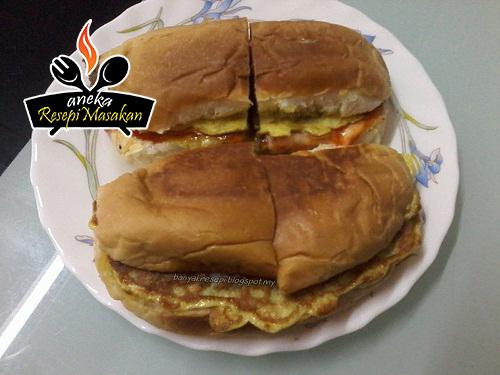 Resepi Roti John Sedap http://banyakresepi.blogspot.com/