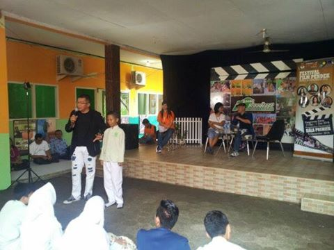 Festial Film Pendek KPU Ajak Siswa Depok Berkarya