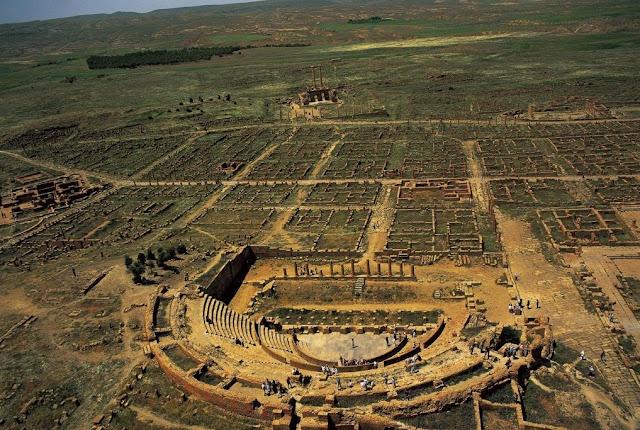 Kota Kuno Afrika Seperti Romawi, Ternyata Afrika Dulu Maju Juga