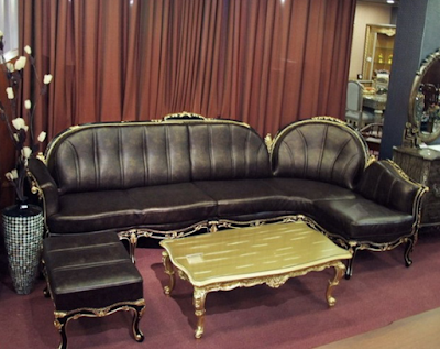 sofa sudut murah