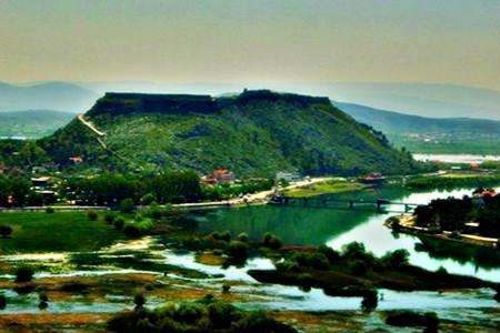 Kalaja e Shkodrës Rozafa Castle