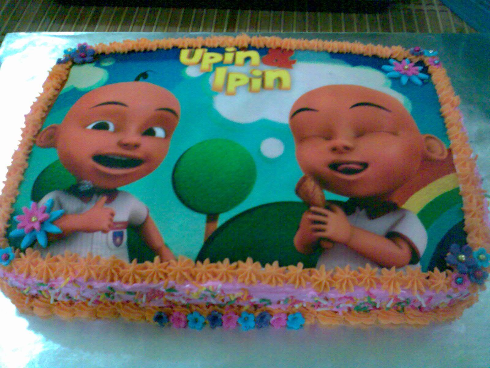 kek hari jadi kanak kanak Gallery