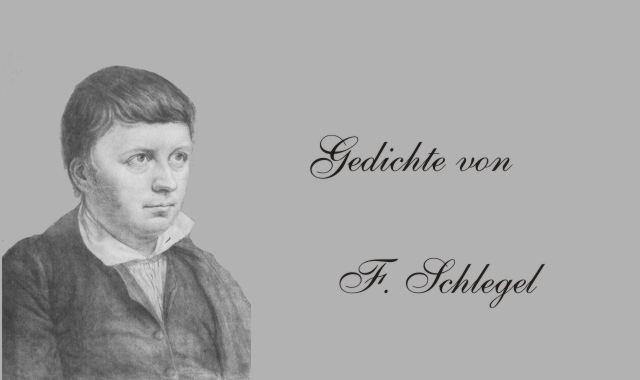 Bild Friedrich Schlegel-deutscher Dichter