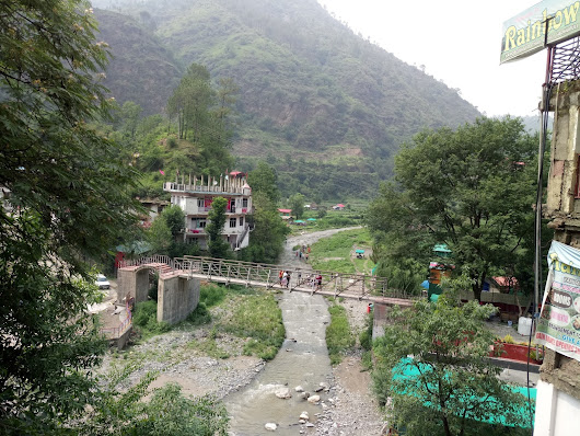 One Day Trip from Mohali, Punjab to Sadhupul, Himachal Pradesh